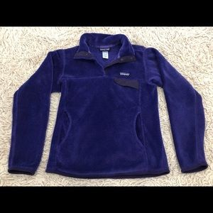 Patagonia Snap/Pullover Women's Size S